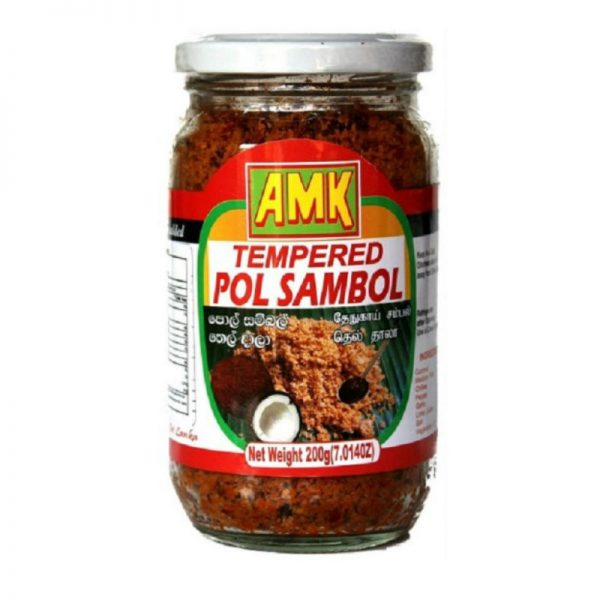 amk tempered pol sambol