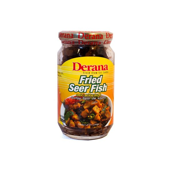 Derana Fried Seer 200g