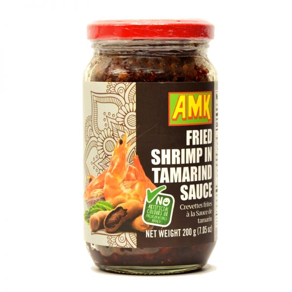 AMK Fried Shrimp in Tamarind Sauce 200g
