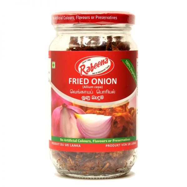 Rabeena Fried Onion 110g