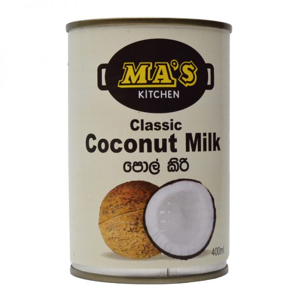 MA'S Coconut Milk 400ml