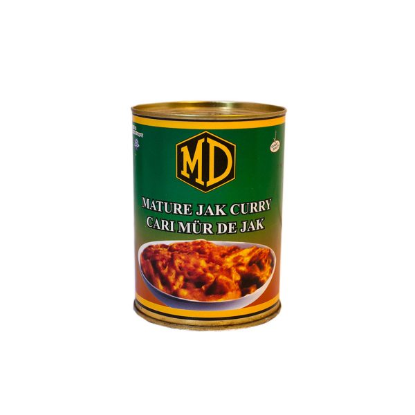 MD Mature Jak Curry 560g