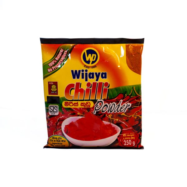 Wijaya Chilli Powder 250g