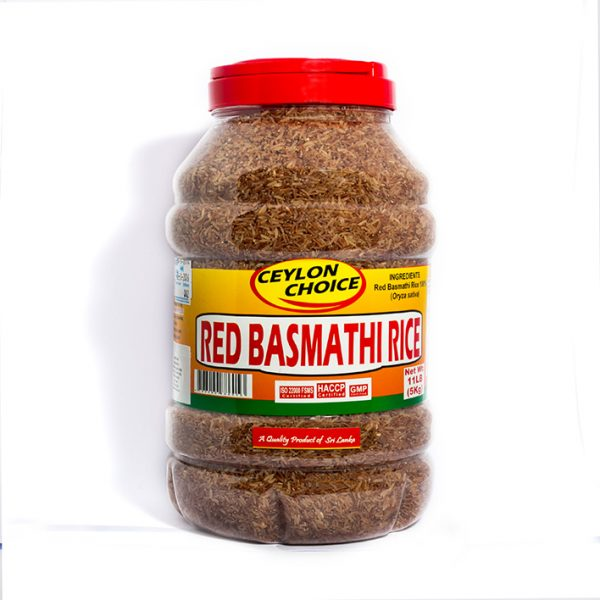 AMK – Red Basmathi Rice 5kg Bott 1