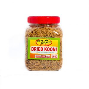 Ceylon Choice - Dried Kooni 200g