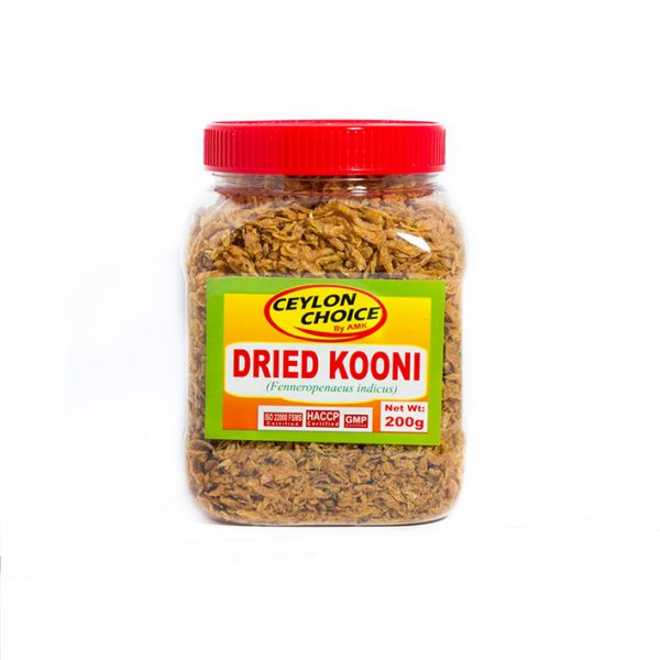 Ceylon Choice – Dried Kooni 200g 1