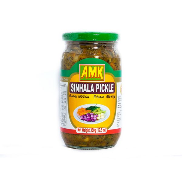 AMK – Sinhala Pickle 350G 1