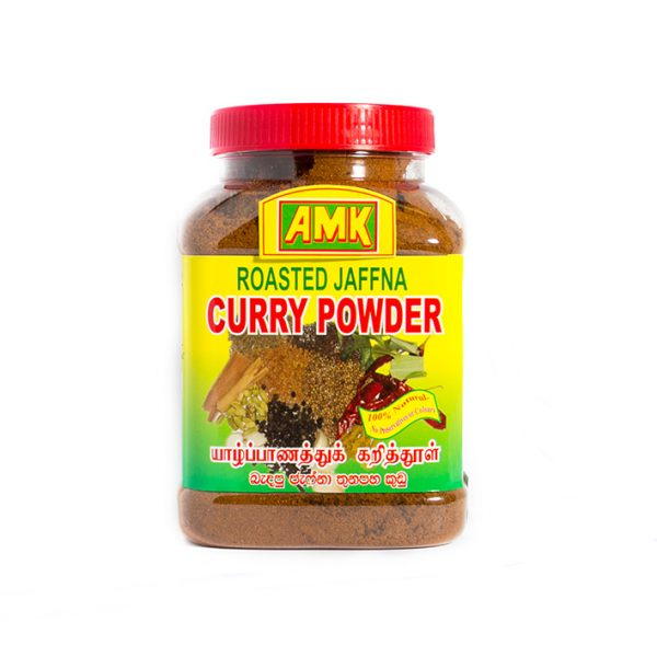 AMK – Roasted Jaffna Curry Powder 500g 1