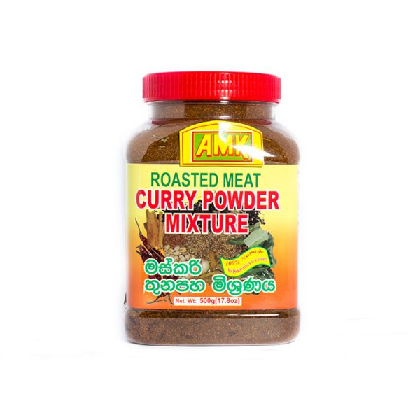 AMK Roasted Meat Curry Powder 500g