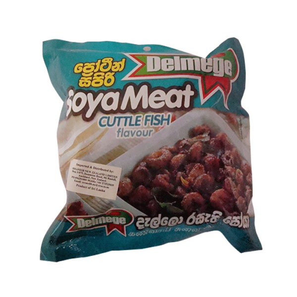 Delmage Soy- Cuttlefish Flavour 90g 1