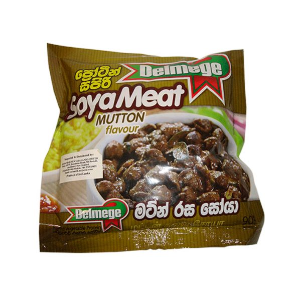 Delmage SoyaMeat – Mutton Flavour 90g