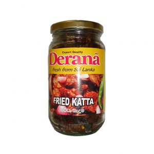 Derana - Fried Katta 250g Bott(chorinemus Sp)