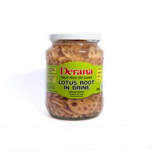 Derana - Lotus Root In Brine 560g Bott(nelumbo Nuciser)