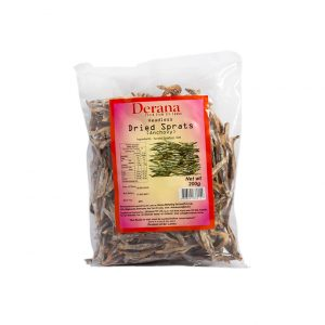 Derana - Sprats Dry Fish without Head 200g Pkts(anchovy)