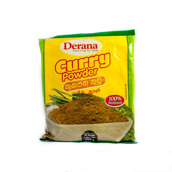 Derana – Curry Powder 500g Pkts 1