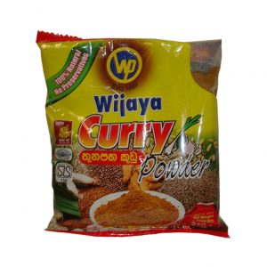 Wijaya Curry Powder 250g Pkts
