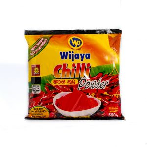 Wijaya Chilli Powder 500g Pkts