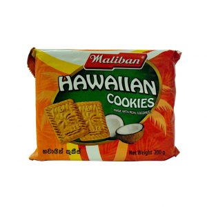 Maliban - Hawaiian Cookie 200g