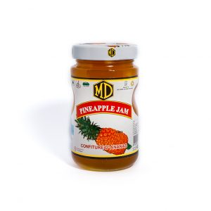 MD - Pineapple Jam 485g