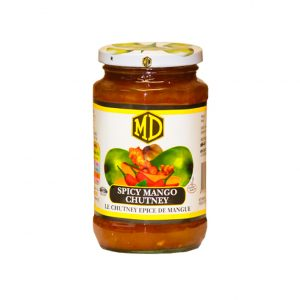 MD - Spicy Mango Chutney 460G