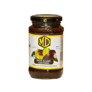 MD - Date & Lime Chutney