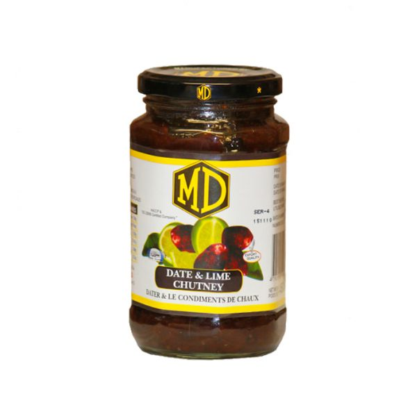 MD – Date & Lime Chutney 1