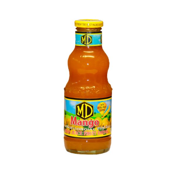 MD Mango Cordial 750ml