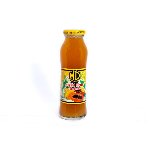 MD Mixed Fruit Drink 200ml