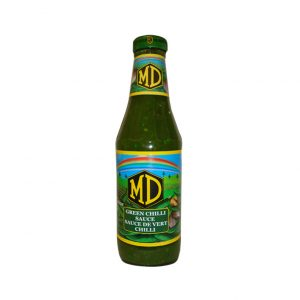 MD - Green Chilli Sauce 400g