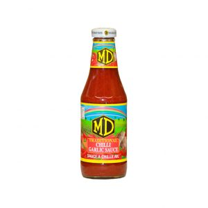MD - Chilli Garlic Sauce 400g