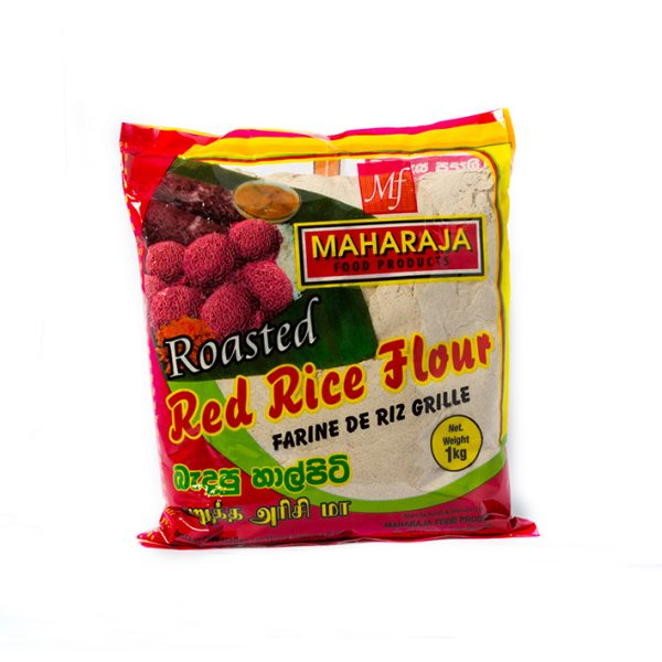 Maharaja Roasted Rice Flour-Red 1Kg 1